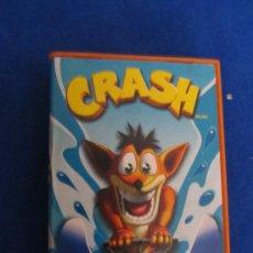 Videojuegos y Consolas: M69 GAME & WATCH MAQUINITA DE CRASH NUMERO 7 TIPO CASSETTE NUEVA. Lote 28863518