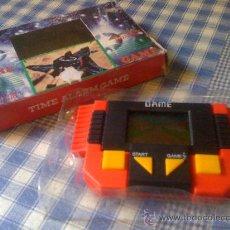 Videojuegos y Consolas: MAQUINITA OCHENTERA HANDHELD GAME JUEGO LCD CON CAJA Y NUEVO A ESTRENAR. Lote 42951179