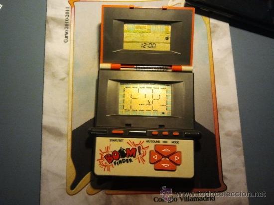 GAME WATCH ANTIGUA FUNCIONANDO PRECIOSA (Juguetes - Videojuegos y Consolas - Otros descatalogados)