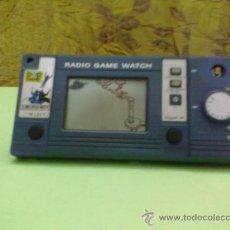 Videojuegos y Consolas: CONSOLA,MAQUINITA ,RADIO GAME WATCH (POP GAME ) EMERGENCY. Lote 34936381