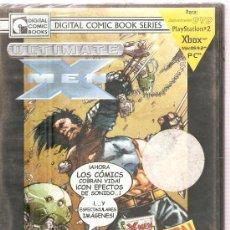 Videojuegos y Consolas: ULTIMATE X MEN - MARVEL DIGITAL COMIC BOOK SERIES - VOL. 4, NUMEROS 1-5. Lote 31826676