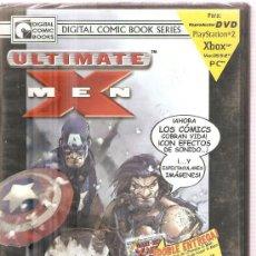 Videojuegos y Consolas: ULTIMATE X MEN - MARVEL DIGITAL COMIC BOOK SERIES - VOL. 5, NUMEROS 1-4. Lote 31826686