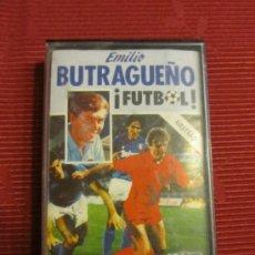Videojuegos y Consolas: M69 ANTIGUO JUEGO PARA AMSTRAD BUTRAGUEÑO FUTBOL CASSETTE PROBADO. Lote 32087587