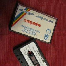Videojuegos y Consolas: M69 ANTIGUO JUEGO PARA AMSTRAD FM WORLD CUP EDITION CASSETTE PROBADO. Lote 32087638