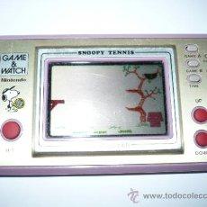Videojuegos y Consolas: NINTENDO GAME & WATCH SNOOPY TENNIS WIDE SCREEN SP-30 JAPAN. Lote 32500606