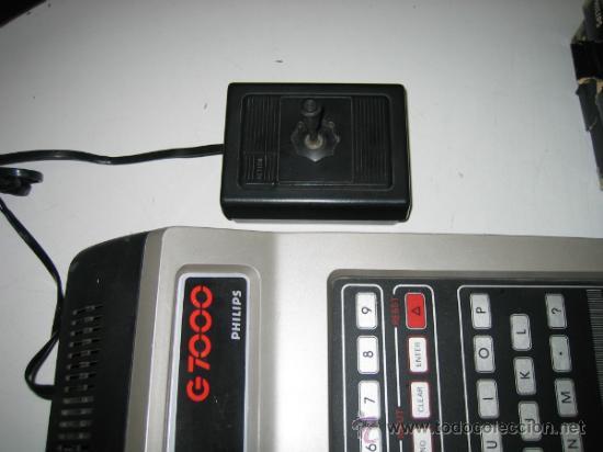 Videojuegos y Consolas: Videoconsola. Videopac Computer PHILIPS G7000, con 22 juegos. Funciona - Foto 9 - 33644839