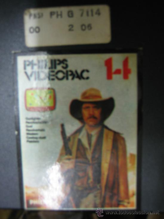 Videojuegos y Consolas: Videoconsola. Videopac Computer PHILIPS G7000, con 22 juegos. Funciona - Foto 23 - 33644839