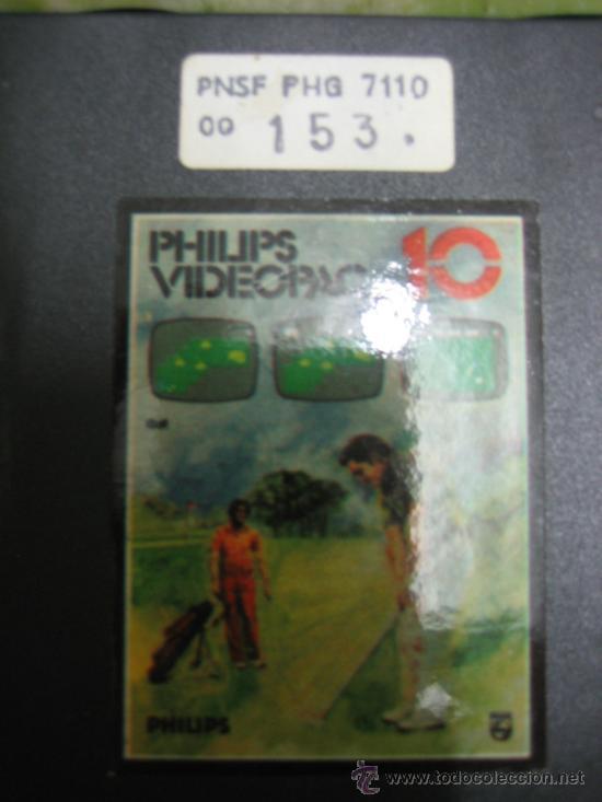 Videojuegos y Consolas: Videoconsola. Videopac Computer PHILIPS G7000, con 22 juegos. Funciona - Foto 40 - 33644839