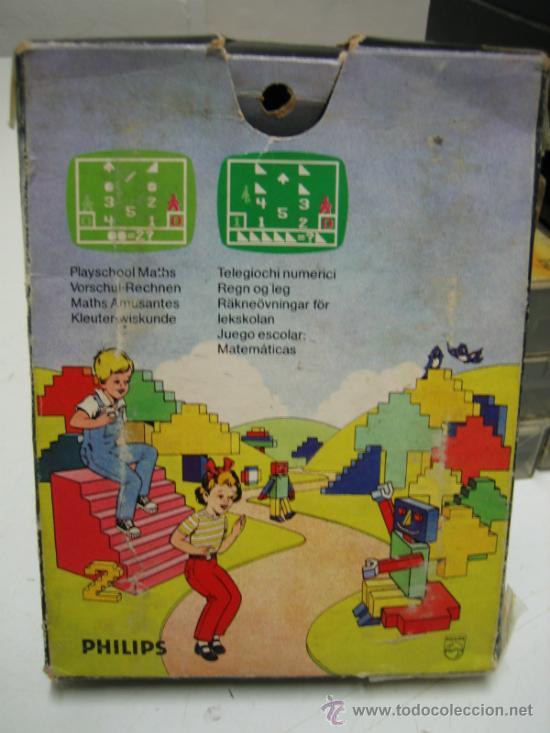 Videojuegos y Consolas: Videoconsola. Videopac Computer PHILIPS G7000, con 22 juegos. Funciona - Foto 57 - 33644839