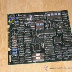 Videojuegos y Consolas: OUTZONE PCB JAMMA ORIGINAL DE TOAPLAN PLACA RECREATIVA ORIGINAL OUT ZONE. Lote 198929890