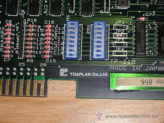 Videojuegos y Consolas: OUTZONE PCB JAMMA Original de TOAPLAN Placa Recreativa ORIGINAL Out Zone - Foto 2 - 198929890