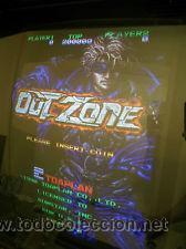 Videojuegos y Consolas: OUTZONE PCB JAMMA Original de TOAPLAN Placa Recreativa ORIGINAL Out Zone - Foto 4 - 198929890