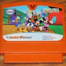 Videojuegos y Consolas: MICKEY MOUSE - V.SMILE MOTION - VTECH . Lote 34531646