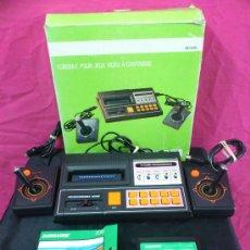 Videojuegos y Consolas: 1982. VIDEO CONSOLA SD 070 COLOR ( PROGRAMMABLE TV-GAME CONSOLA ). Lote 35007623