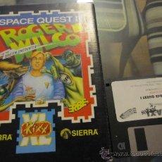 Videojuegos y Consolas: M69 JUEGO DE PC 3,5' SPACE QUEST I ROGER WILCO ERBE SIERRA. Lote 35157956