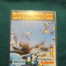 Videojuegos y Consolas: M69 JUEGO BATTLESTATIONS PARA COMMODORE CASSETTE. Lote 35222708
