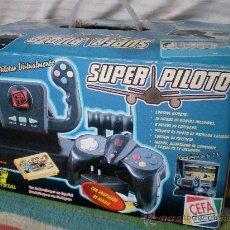 Videojuegos y Consolas - Consola Super Piloto, Cefa Toys, en caja - 35479356