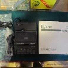 Videojuegos y Consolas - M69 RARO Y DIFICIL CASSETTE EXELRECORDER AMPER PARA ORDENADOR EXELVISION AÑOS 80 NUEVO EN CAJA! JOYA - 35686766