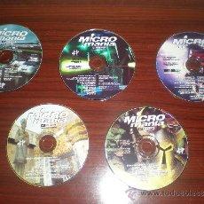 Videojuegos y Consolas: MICRO MANIA 5 CD -ROM DEMOS JUGABLES PC. Lote 36301503