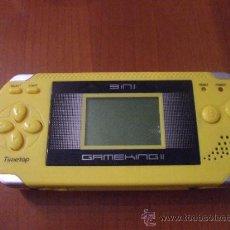 Videojuegos y Consolas: GAMEKING 2, CONSOLA + 6 JUEGOS VER FOTOS. Lote 36742847
