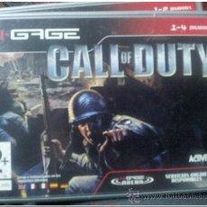 Videojuegos y Consolas: CALL OF DUTY PARA N-GAGE EN ESPAÑOL. Lote 36840839