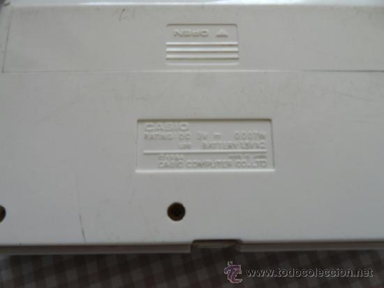 Videojuegos y Consolas: WESTERN BAR CASIO NO GAME WATCH - Foto 3 - 53078817