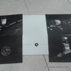 Videojuegos y Consolas: 4 FOTOGRAFIAS MAX PAYNE EDICION LIMITADA CON SOBRE ROCKSTAR. Lote 37697053