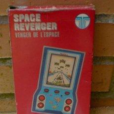 Videojuegos y Consolas: MÁQUINA DE JUEGOS LCD SPACE REVENGER SR-41V. Lote 37901846