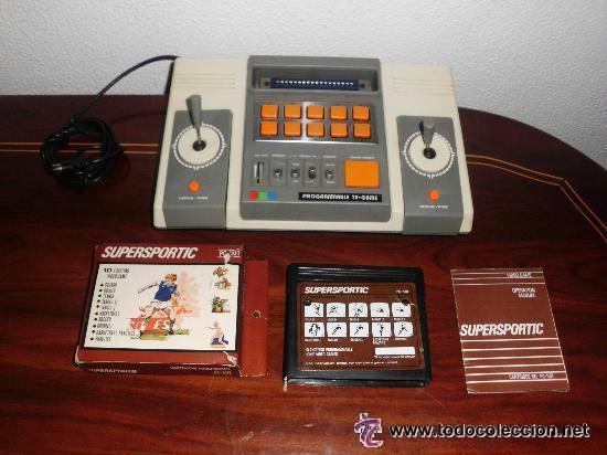 consola de videojuegos game sports