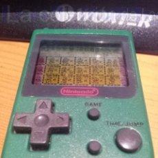 Videojuegos y Consolas: SUPER MARIO BROS- NINTENDO - GAME WATCH - MINI CLASSICS FUNCIONANDO. Lote 38332823
