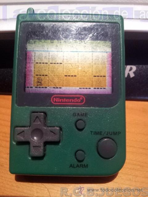 Videojuegos y Consolas: SUPER MARIO BROS- NINTENDO - GAME WATCH - MINI CLASSICS FUNCIONANDO - Foto 2 - 190547446