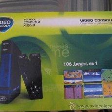 Videojuegos y Consolas: CONSOLA CON 106 JUEGOS TIPO VINTAGE RETRO SPECTRUM DE 8 BITS. Lote 38576189