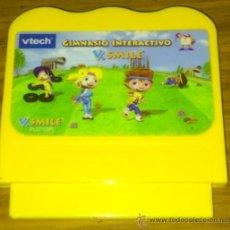 Videojuegos y Consolas: GIMNASIO INTERACTIVO - V.SMILE - VTECH . Lote 38665649