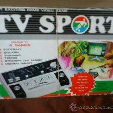 Videojuegos y Consolas: VIDEO CONSOLA TV SPORT.. Lote 38790617