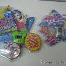 Videojuegos y Consolas: LOTE 2 CONSOLA EN SU BLISTER SIN ABRIR DESCATALOGADOS - FITBOYZ Y MANGA ALL STARS. Lote 46929025