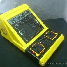 Videojuegos y Consolas: . CONSOLA MAQUINITA VINTAGE BASKETBALL ELECTRONIC GAME. FUNCIONANDO. Lote 39153655