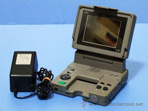 Nec pc-engine lt consola system w/ac adapter te - Sold