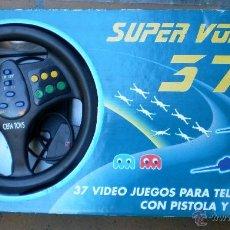 Videospiele und Konsolen - Super Volante 37 video juegos Cefa Toys - 70247426
