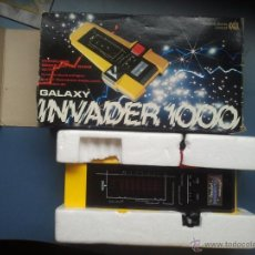 Videojuegos y Consolas: GAME WATCH ANTIGUA GALASY INVADER 1000. Lote 183303142