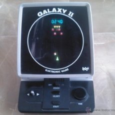 Videojogos e Consolas: VIDEO JUEGO ELECTRONICO A PILAS SPACE INVADERS GALAXY II AÑOS 80. Lote 40043702