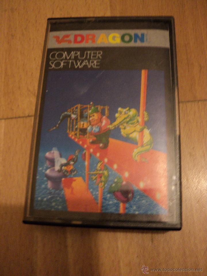 Videojuegos y Consolas: Juego JUNIOR´S REVENGE de Dragon Computer System. - Foto 3 - 40129514