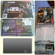 Videojuegos y Consolas: TOMB RAIDER DE N-GAGE COMPLETO Y NUEVO. Lote 40146004