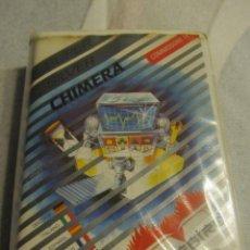 Videojuegos y Consolas: M69 JUEGO EN CINTA PARA COMMODORE 64K SERIE SUPER SILVER CHIMERA DIFICIL. Lote 40474381