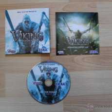 Videojuegos y Consolas: VIKING BATTLE FOR ASGARD BANDA SONORA DEL JUEGO NOT FOR RESALE PS3 XBOX. Lote 41261918