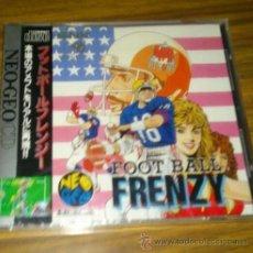 Videojuegos y Consolas: FOOTBALL FRENZY - NEO GEO NEOGEO CD. Lote 41318871