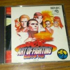 Videojuegos y Consolas: ART OF FIGHTING - NEO GEO NEOGEO CD. Lote 41318972
