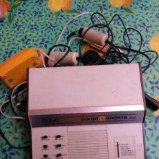 Videojuegos y Consolas: CONSOLA CONIC TVG 406, 6 VIDEO SPORT CON CAJA DOS MANDOS Y PISTOLA. Lote 41484776