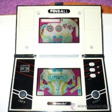 Videojuegos y Consolas: PINBALL NINTENDO GAME & WATCH MULTI SCREEN GAME MAQUINITA. Lote 32465670