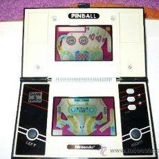 Videojuegos y Consolas: PINBALL NINTENDO GAME & WATCH MULTI SCREEN GAME MAQUINITA. Lote 32465670