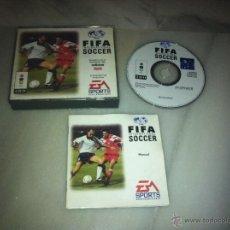 Videogiochi e Consoli: JUEGO VIDEOJUEGO PANASONIC 3DO FIFA SOCCER. Lote 41774582